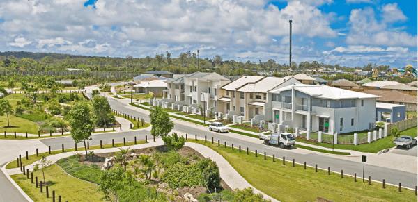 Waterproofing residential